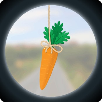 Carrot reward