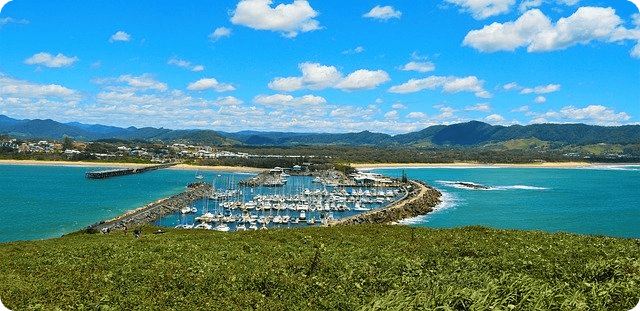 Coffs Harbour Jetty Foreshores