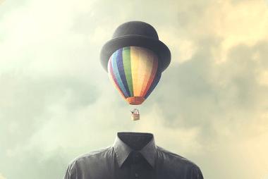 Hot Air Balloon Mind